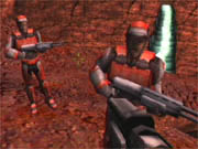Fellow members of the Red Faction.