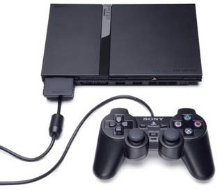 The PlayStation 2 actually gets thinner with age, unlike many of its players.