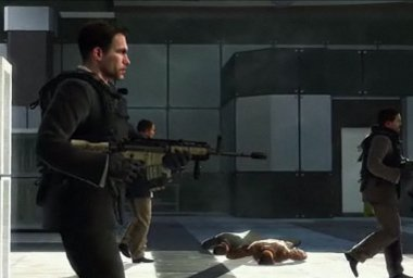 Gamers won't have to participate in Modern Warfare 2's massacre.