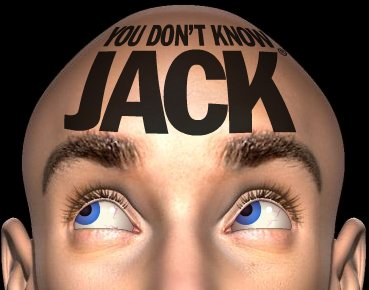 The Xbox 360 edition of You Don't Know Jack will support Kinect.