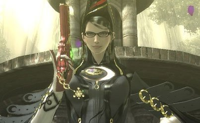 Bayonetta cast a spell on Japanese gamers.