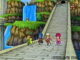The Japanese like their Dragon Quest.