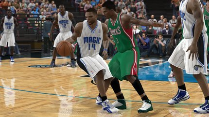 Unlike an NBA team, EA Sports is able to push back the start of the season.