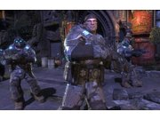 We don't get the impression that Marcus Fenix will be able to talk his way out of fighting the locust horde.