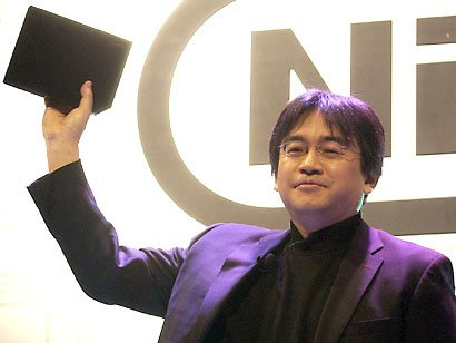 Put the Wii down, Iwata. Things aren't that bad…