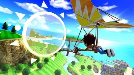 Pilotwings Resort is coming to the 3DS.