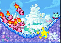 And still the Kirbys come…