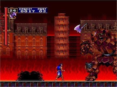 Castlevania: Rondo of Blood is back.