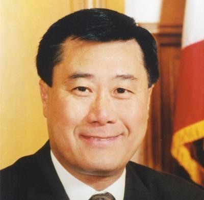 California state Senator Leland Yee (D-San Francisco)