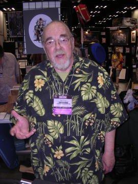Gary Gygax: 1938-2008 (photo: Alan De Smet)