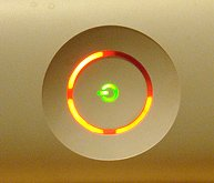 The Red Ring of Death is apparently an all-too familiar sight...