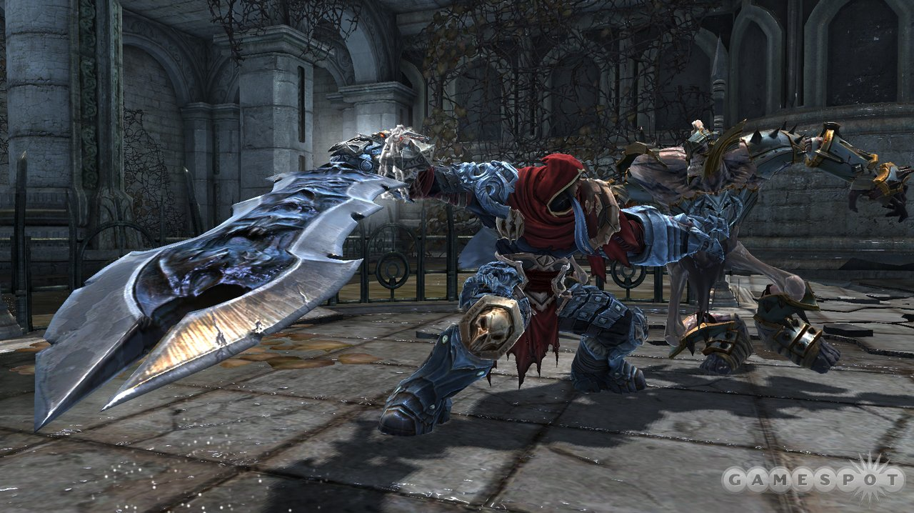 War speaks softly, but he carries a very big sword.