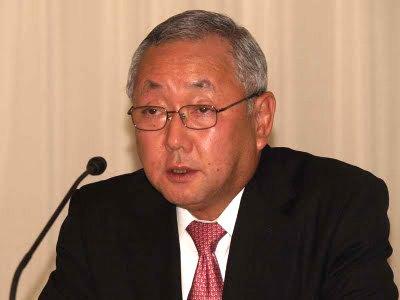 Sony CFO Nobuyuki Oneda