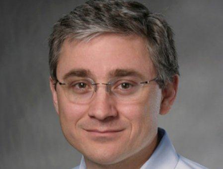 EA Games president Frank Gibeau.