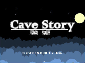 Cave Story takes to the dark depths today.
