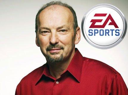 EA Sports' Peter Moore.