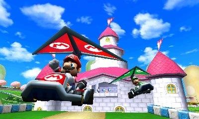 Mario Kart 7 sales hit the nitro boosters this week.