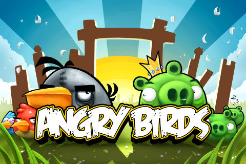 Angry Birds landed in millions of stocking this Christmas.