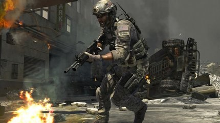 The Scott brothers are making Call of Duty video content.