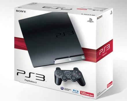 The PS3 Slim's early launch boosted the console's sales from 121,800 units to 210,000 units.