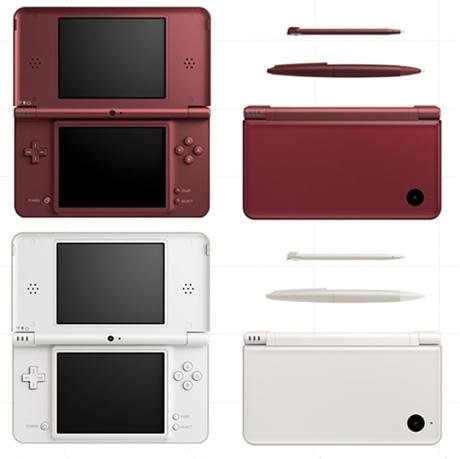 The DSi XL goes on sale in Australia on April 15--but not the white version.