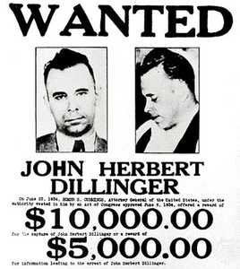 The Dillinger family certainly knows how to make a demand.