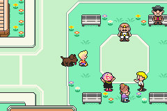 Mother 3 was never released outside of Japan.