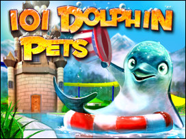 Because 100 dolphins are not nearly enough.