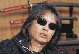 Tomonobu Itagaki, in happier times.