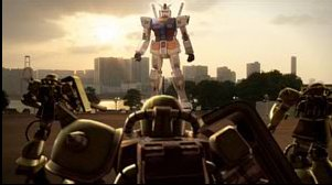 Namco Bandai chose a solid launch window for its latest Mobile Suit Gundam.