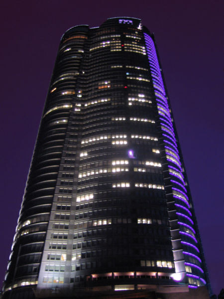 If Square Enix could paint the tower