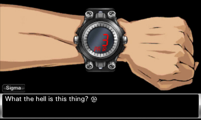 The sinister digital watches of Nine Hours are back!