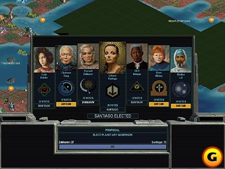 Alpha Centauri doesn't fall too far from the Civilization tree.
