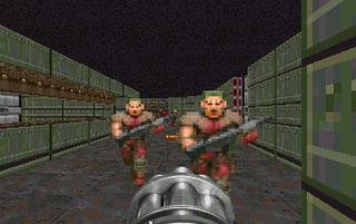 Doom II on the PC was more fun than a barrel full of cacodemons.