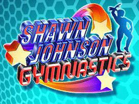 Shawn Johnson's Gymnastics somersaults to DSiWare.