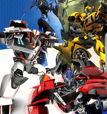 Gamers will have another chance to save the world in Transformers Prime.