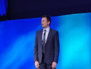 Joel McHale is the host for this year's Ubisoft's press conference.