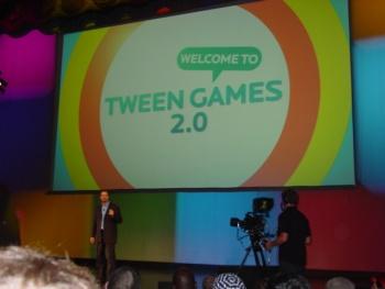 Tween Games 2.0, because Tween Games 1.0 is soooo last year.