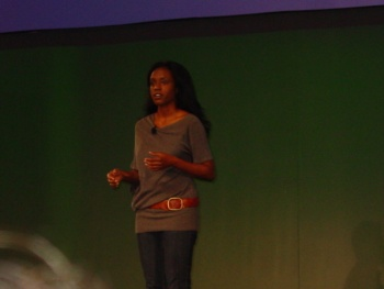 Felicia Williams introduces Your Shape.