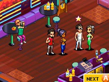 Miami Nights brings the bar scene to the DSi.