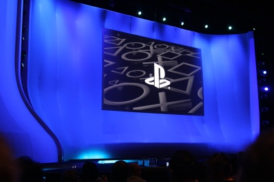 Sony's E3 press conference is being held at the Shrine Auditorium.