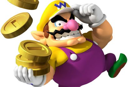 Once again, Nintendo scooped up the most gold coins in December.