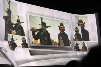That's a whole lotta cowboy.
