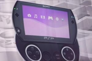 Sony finally makes the PSP Go official.