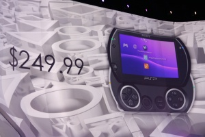 The PSP Go offers plenty of features, but it comes at a premium.