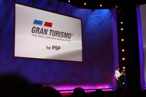 Gran Turismo PSP was actually one of the first games ever shown for the system, but its development hit the brakes somewhere along the way.