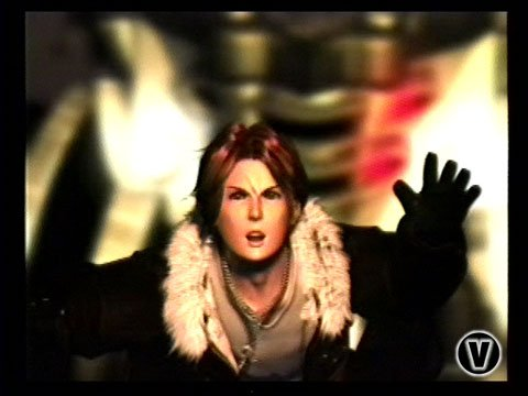 Squall is a hit among cosplayers across the globe.
