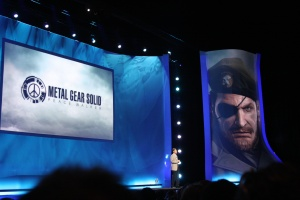Snake returns for Metal Gear Solid: Peace Walker, which Kojima says isn't a spin-off or a side story.
