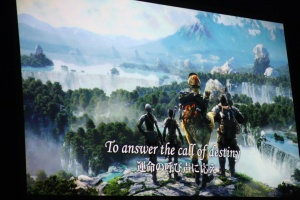 Final Fantasy 14 is set to arrive next year, believe it or not.