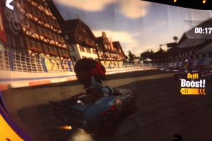 Like Little Big Planet, Mod Nation Racers lets users create courses as well as customize drivers.